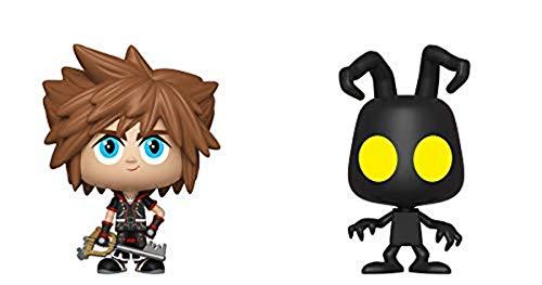 Funko VYNL: Kingdom Hearts 3 - Sora and Heartless, Multicolor