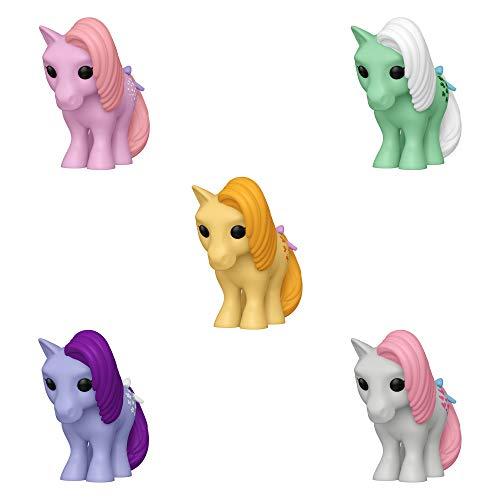 Funko Vinyl: POP! My Little Pony Collectors Set - Cotton Candy, Minty, Blossom, Snuzzle, Butterscotch