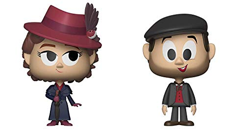 Funko Vynl: Mary Poppins Returns - Mary & Jack 2 Pack, Multicolor, One-Size (34222)