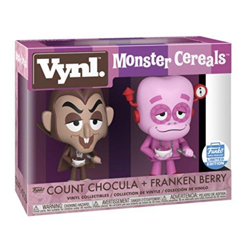 Funko Vynl. Monster Cereals - Count Chocula & Franken Berry