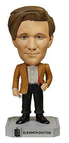Funko Wacky Wobbler: Doctor Who - Dr #11 Toy Figure