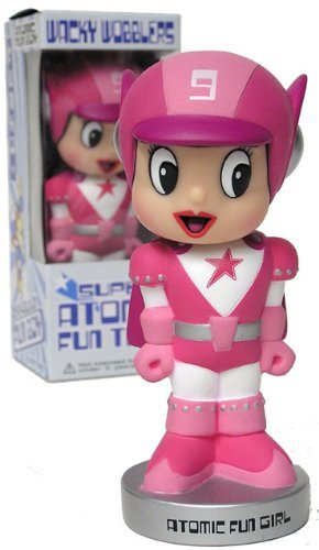 Funko Wacky Wobbler Exclusive Atomic Fun Girl [Toy]