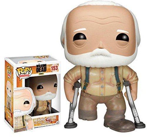 Funko Walking Dead Hershel Pop Tv Figure Toy 3 X 4In Action Figure