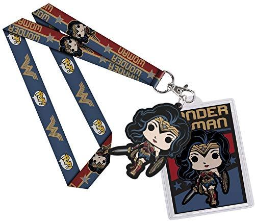 Funko Wonder Woman Movie Lanyard
