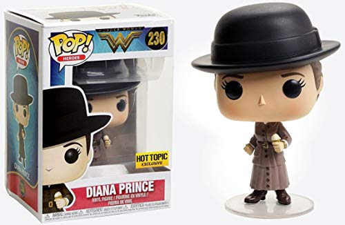 Funko Wonder Woman: Pop! Vinyl Figure: Diana Prince with Ice Cream