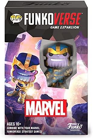 Funkoverse: Marvel 101 Expansion