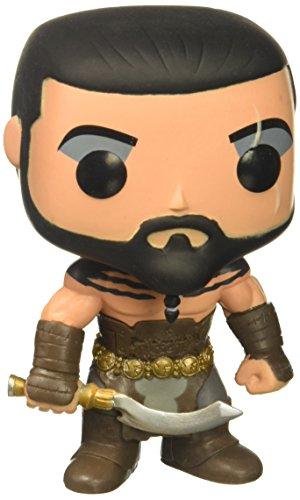 Game of Thrones Pop! Vinyl - Khal Drogo #04