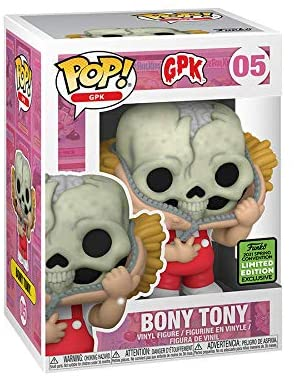 Garbage Pail Kids - Bony Tony Pop! ECCC21 RS