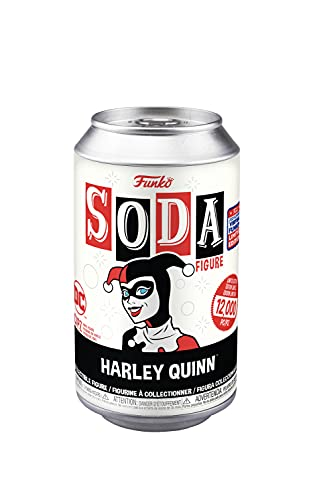 Harley Quinn 2021 Summer Convention Funko Soda