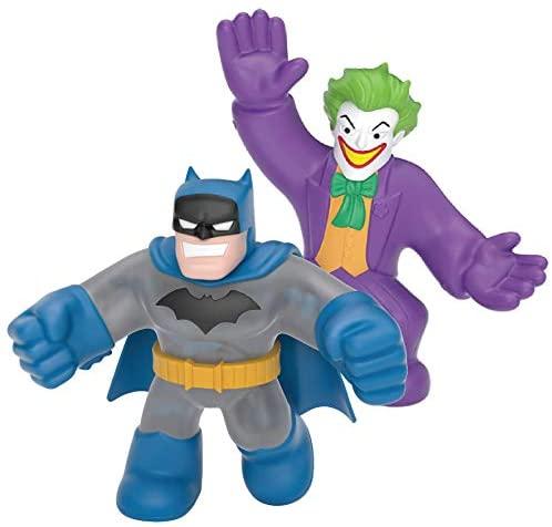 Heroes of Goo Jit Zu DC Versus Pack Batman vs Joker - Squishy, Stretchy, Gooey 2 Pack