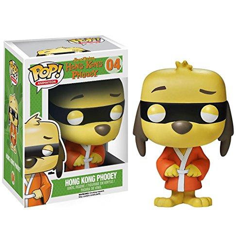 Hong Kong Phooey: Funko POP! x Hanna-Barbera Vinyl Figure