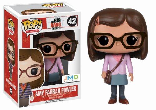 JMD Retail Exclusive Funko Big Bang Theory POP! Amy Farrah Fowler