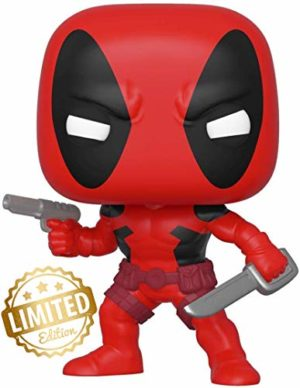 Marvel: First Appearance - Deadpool - Limited Edition