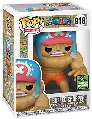 One Piece Buffed Chopper Pop 2021 ECCC Exclusive