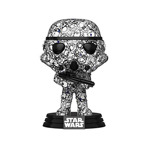 POP 2020 Exclusive Star Wars #296 Futura Stormtrooper