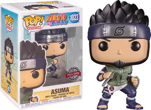 POP! Animation: Naruto Shippuden - Asuma Sarutobi (Exclusive) Vinyl Figure
