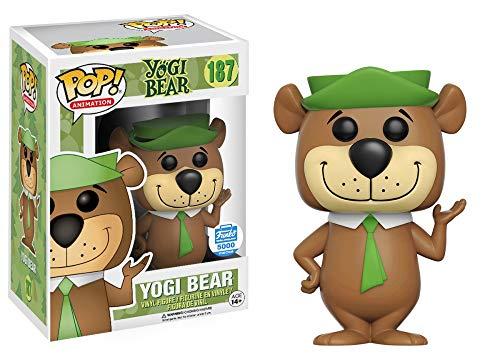 POP Animation: Yogi Bear