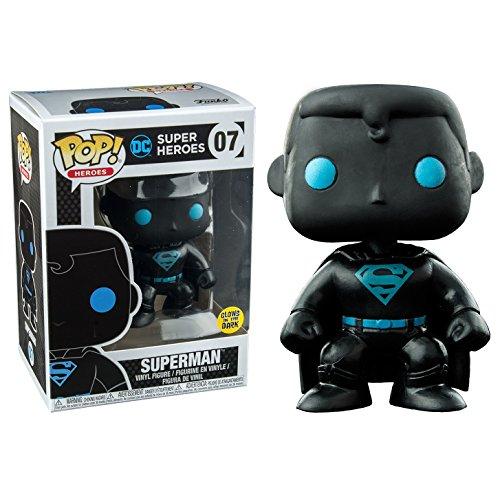 POP DC Comics Justice League Superman Silhouette Exclusive Figure