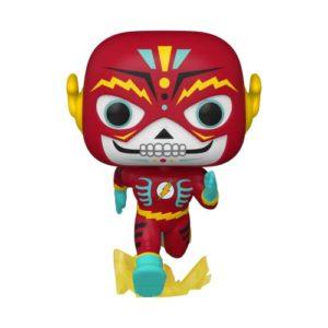 POP! DC Heroes: Dia de Los DC - The Flash Vinyl Figure - Shop Exclusive