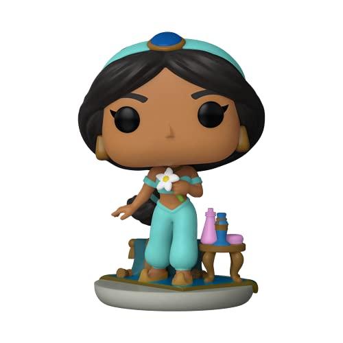 POP Disney: Ultimate Princess - Jasmine, Multicolor, 3.75 inches