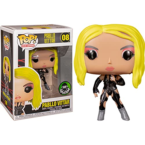 POP! Funko Drag Queens - PABLLO VITTAR Exclusive