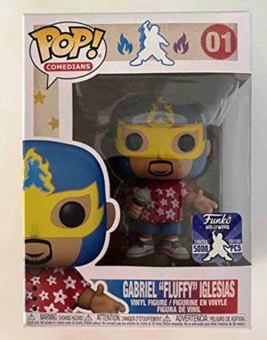 POP! Funko Gabriel Fluffy Iglesias Hollywood Exclusive LE 5000