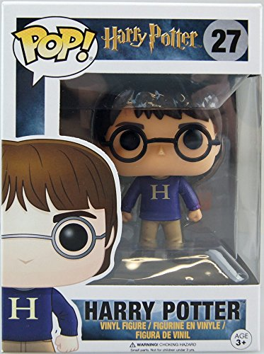 POP! Funko Harry Potter: Harry Potter Sweater Hot Topic Exclusive #27