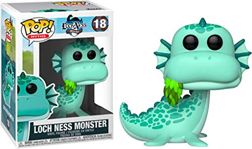 POP Funko Loch Ness Monster 18 Limited Edition Exclusive POP! Vinyl Figure