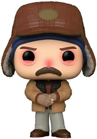 POP Funko Ron Swanson vs The Flu Parks and Recreation Exclusive