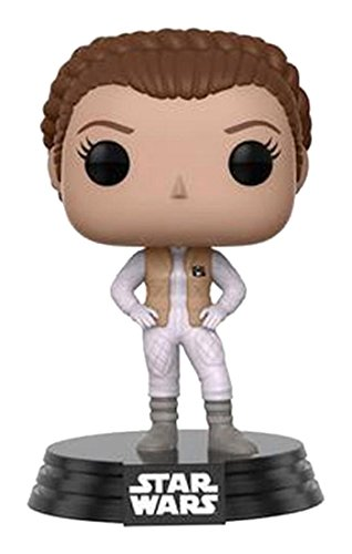POP! Funko Star Wars Hoth Princess Leia #125 (2017 Galactic Convention Exclusive)