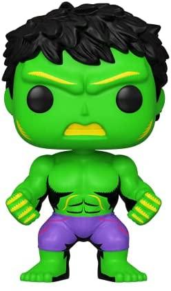 POP! Marvel Avengers: Hulk Black Light Vinyl Figure – Shop Exclusive