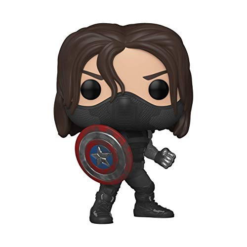 POP Marvel: Year of The Shield - The Winter Soldier