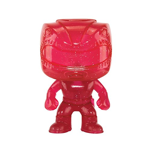 POP! Power Rangers - RED Ranger (Morphing Exclusive) - Only at GameStop