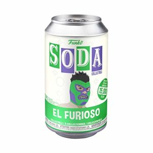 "POP! Soda Marvel Luchadores Hulk 4.25"" Vinyl Figure in a Can"