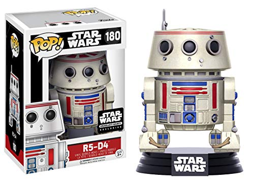 POP!: Star Wars #180 - R5-D4 (Star Wars Smuggler's Bounty Exclusive)