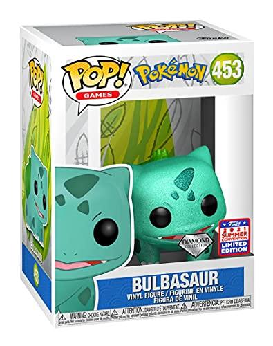 Pokémon Diamond Collection Bulbasaur Summer Convention Funko Pop