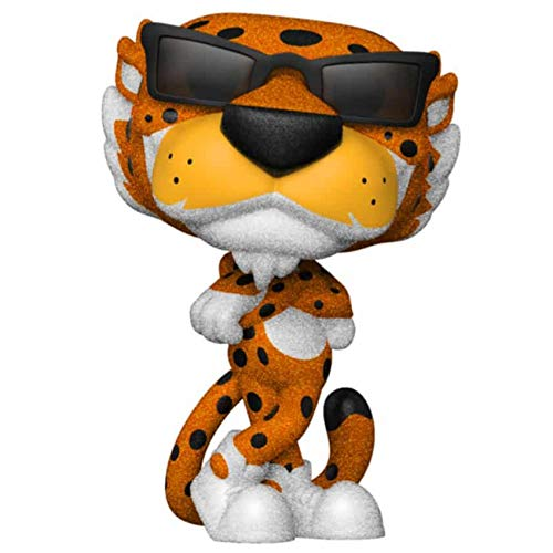Pop Ad Icons Cheetos 3.75 Inch Action Figure Exclusive - Chester Cheetah #77