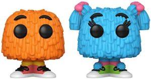 Pop! Ad Icons: McDonald's - 2 Pack Fry Guy (Orange & Blue)