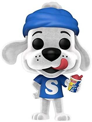 Pop Ad Icons Slush Puppie 3.75 Inch Action Figure Exclusive - Slush Puppie Flocked #106