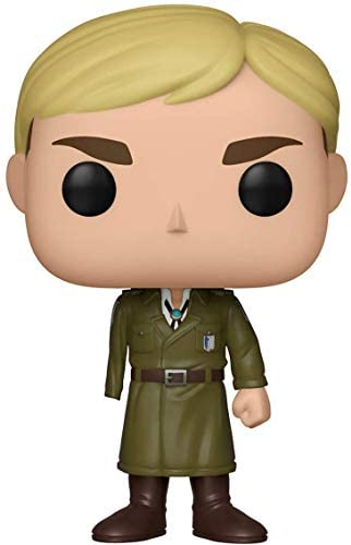 Pop! Animation: Attack on Titan - Erwin (One-Armed) Toy, Multicolor 💛Limited Edition