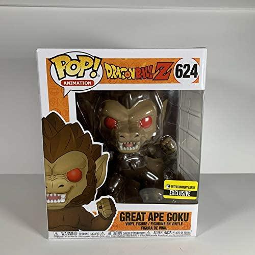 Pop! Dragon Ball Z Great Ape Goku 6-Inch Vinyl Figure Standard