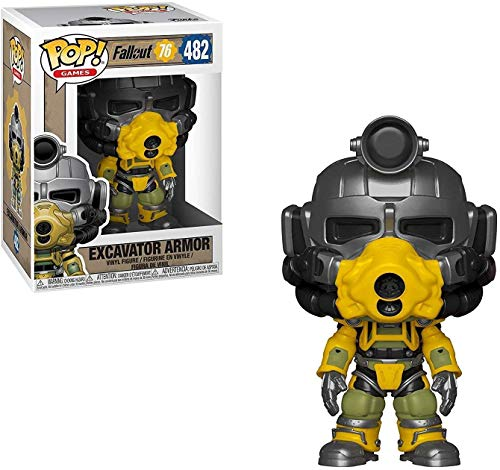 Pop Games: Fallout 76 - Excavator Power Armor 💛Limited Edition