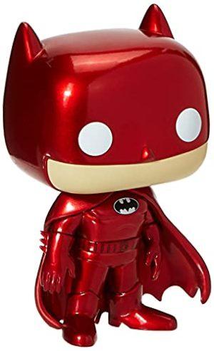Pop! Heroes: DC Comics - Batman (Red Suit) Exclusive