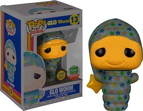 Pop Retro Toys Glo Worm 3.75 Inch Action Figure Exclusive - Glo Worm Glow in Dark #13