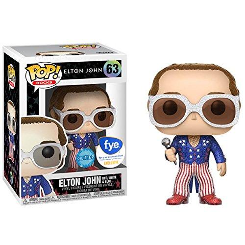 Pop! Rocks - Elton John (Limited Glitter Edition Exclusive) #63