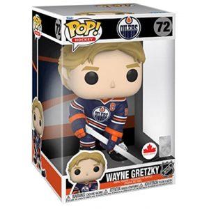 Pop Sports Hockey 10 Inch Action Figure - Wayne Gretzky #72