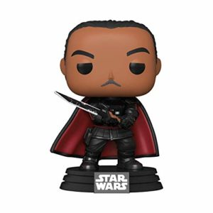 Pop! Star Wars: Mandalorian - Moff Gideon with Darksaber, Multicolor, 3.75 inches