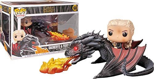 Rides: Game of Thrones - Daenerys On Fiery Drogon - Limited Edition
