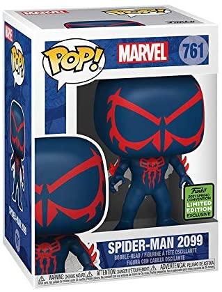 Spider-Man 2099 ECCC 2021 POP!