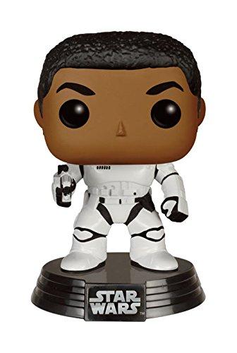 "Star Wars 6234 ""Pop! Bobble E7 TFA Finn Stormtrooper Figure"